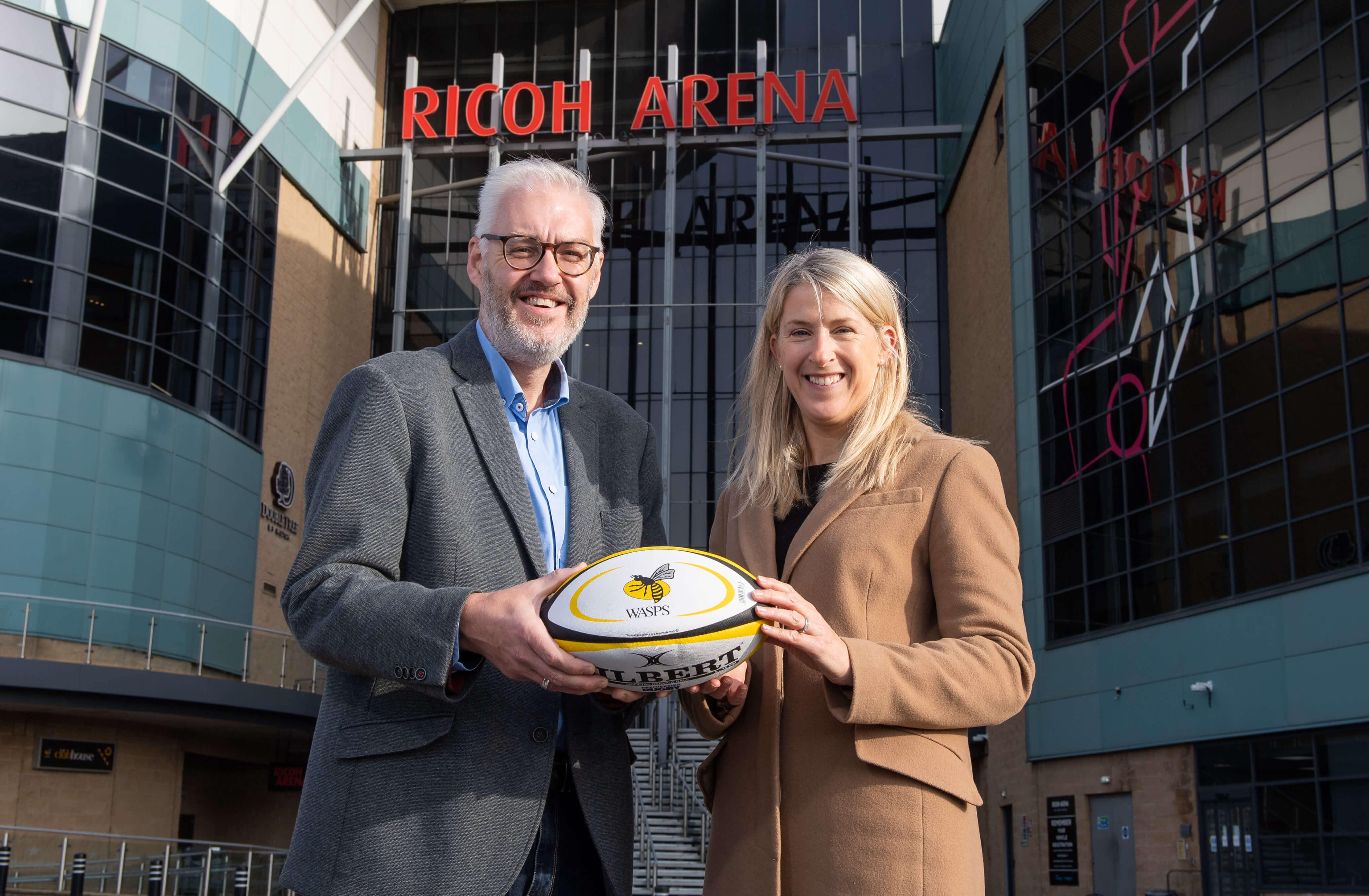 Ricoh Arena office space offers 'real kudos' for business