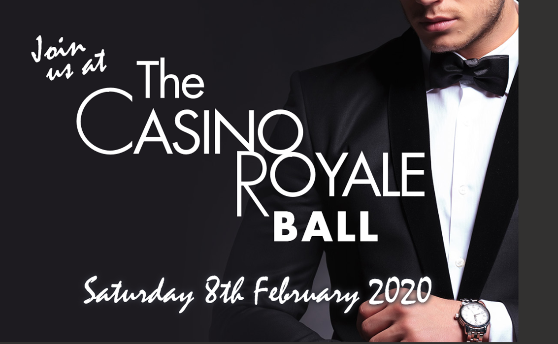 Image for Casino Royale Ball to be held at The Village Hotel to Raise Awareness of Childhood Cancer Support Charity, Shine a Light