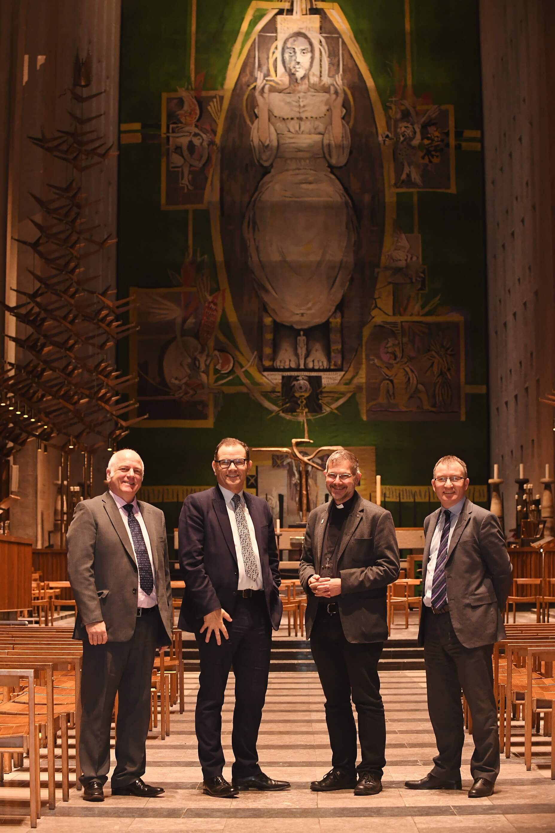Image for Major new business initiative launched by Coventry Cathedral