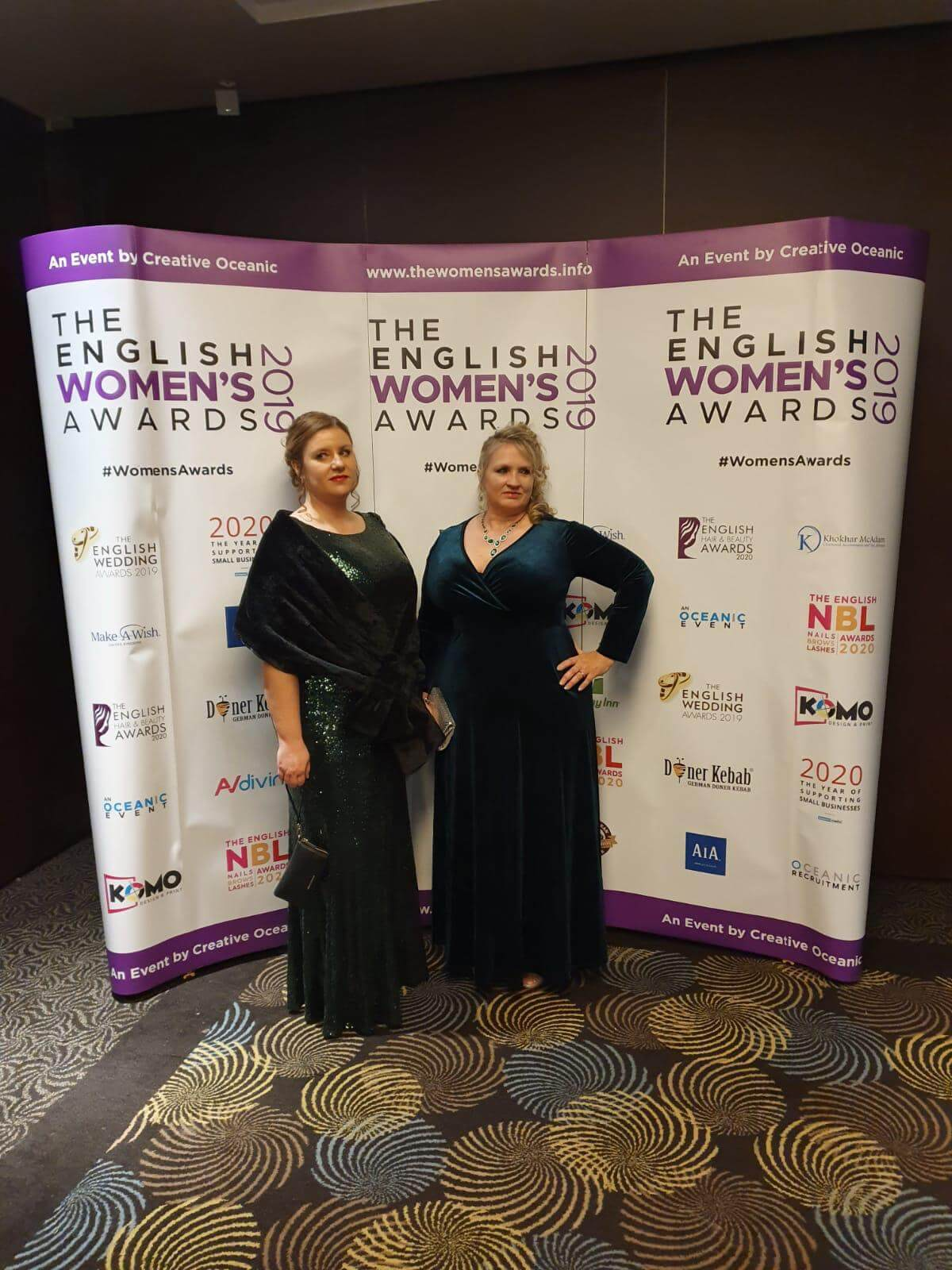 Image for KOPEK SECURITY LTD. wins Entrepreneurs of the Year at the 2nd English Women's Awards 2019