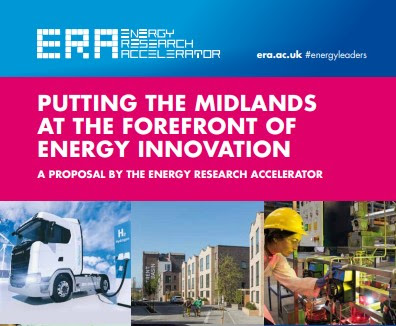 EBRI contributes ideas to stimulate energy innovation in the Midlands