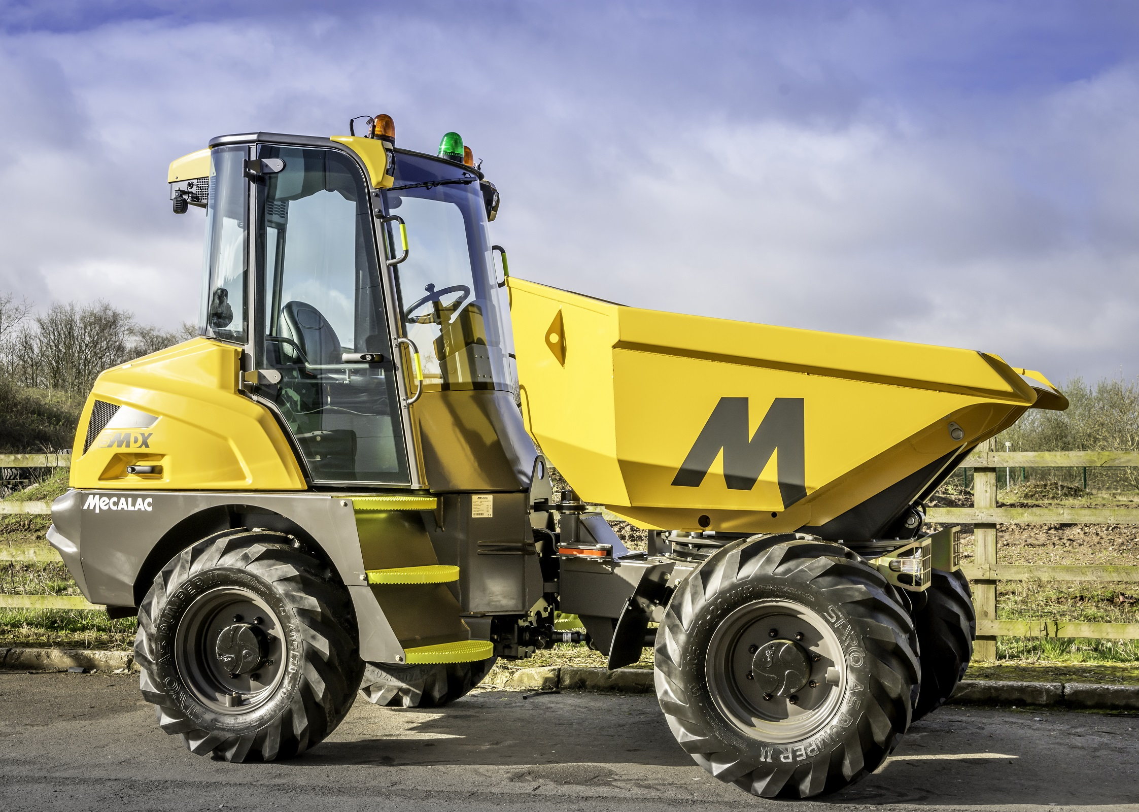 Image for Gordons Construction Equipment appointed as Mecalac dealer for Central and Southern Scotland