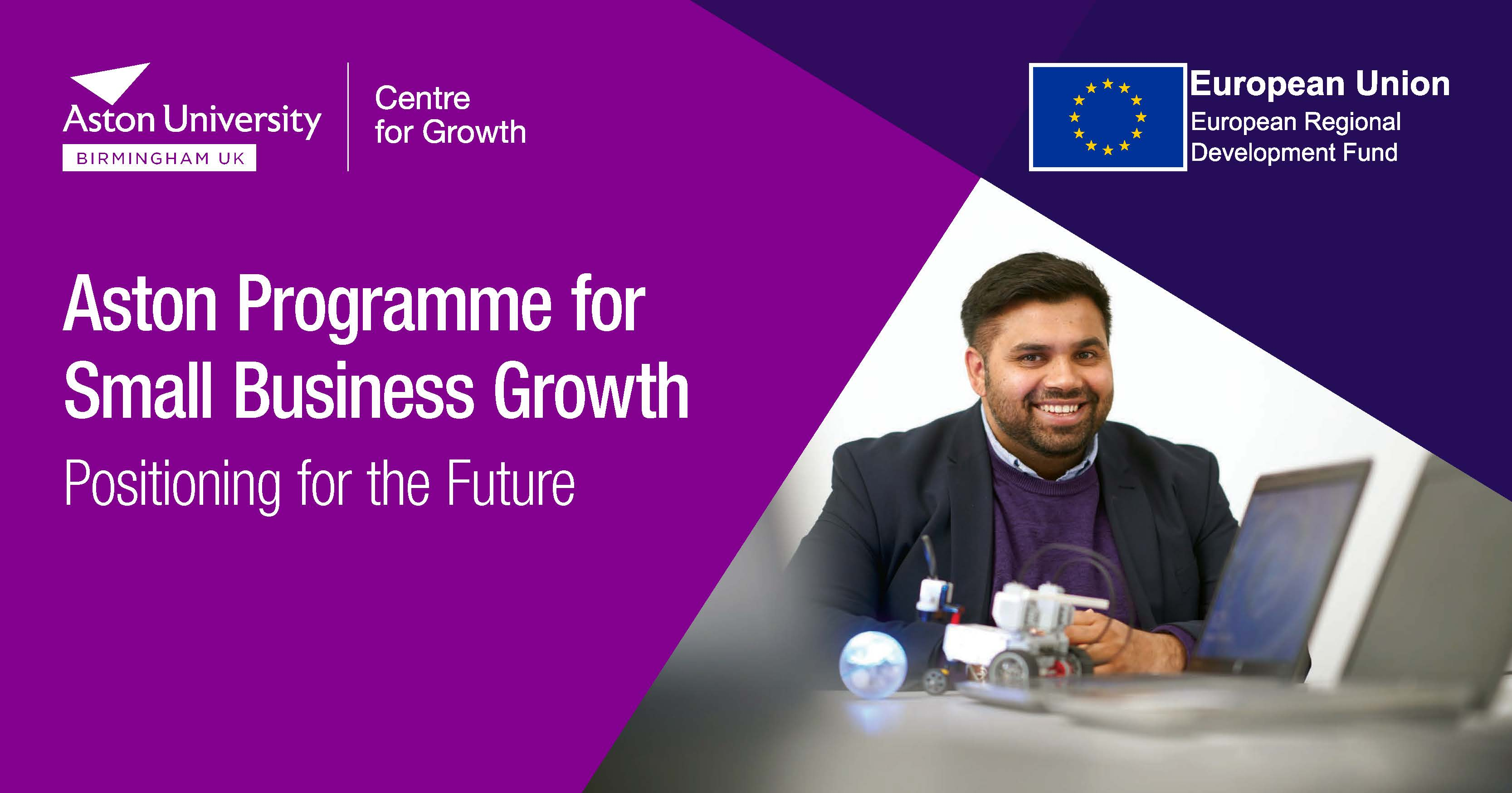 Image for Aston Programme for Small Business Growth – Applications close 22nd January 2021