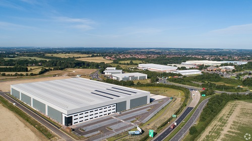 Image for St. Modwen secures occupier to let speculative scheme in Tamworth